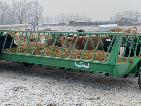 Feeder Wagons